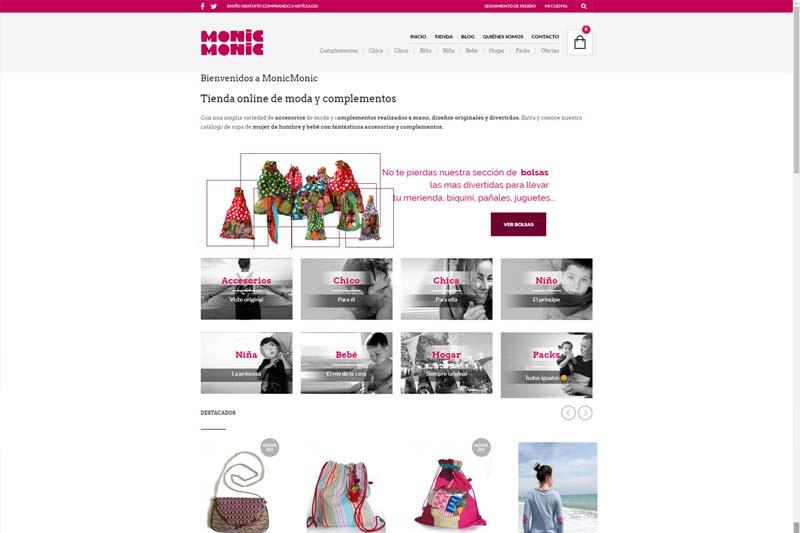 Tienda online MONIC-MONIC