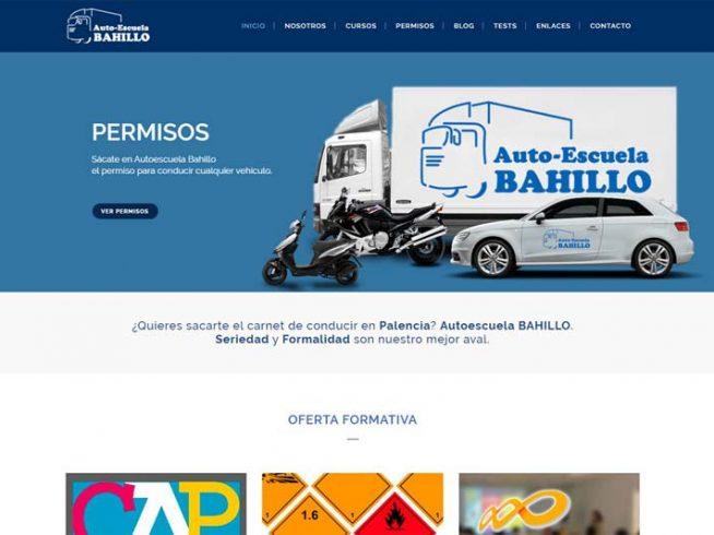 Autoescuela en Palencia BAHILLO