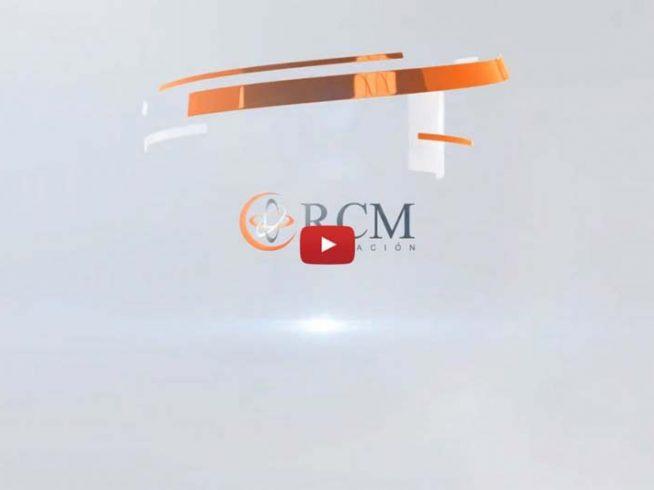 Video animado del logo de RCM Formación en Palencia