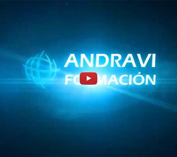 Intro en Video para ANDRAVI Formación