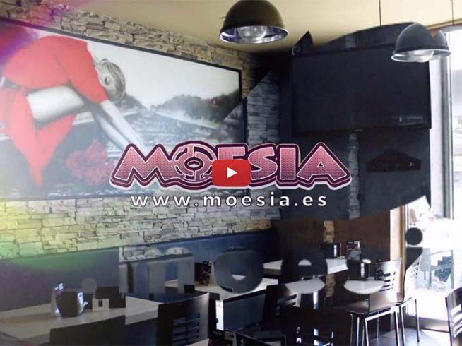 Video promocional del restaurante MOESIA en Palencia