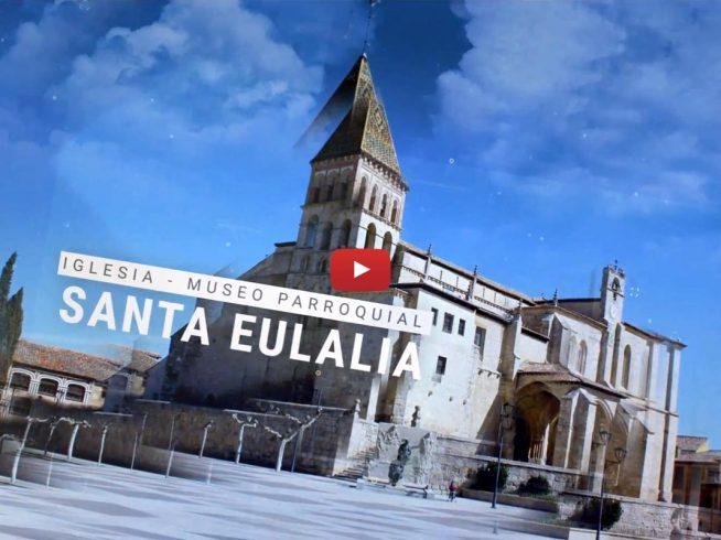 Intro en video para el Ayuntamiento de Paredes de Nava