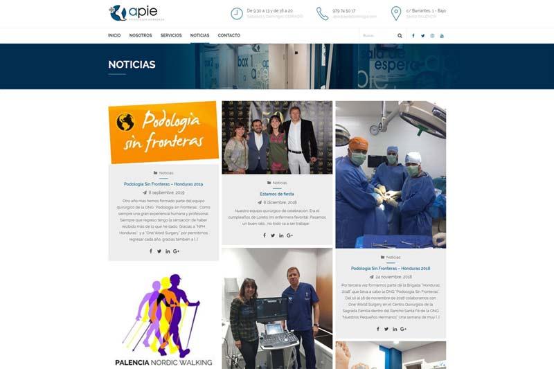 Blog de Podología Palencia