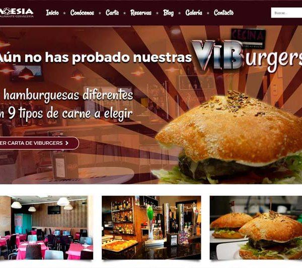 MOESIA Restaurante en Palencia