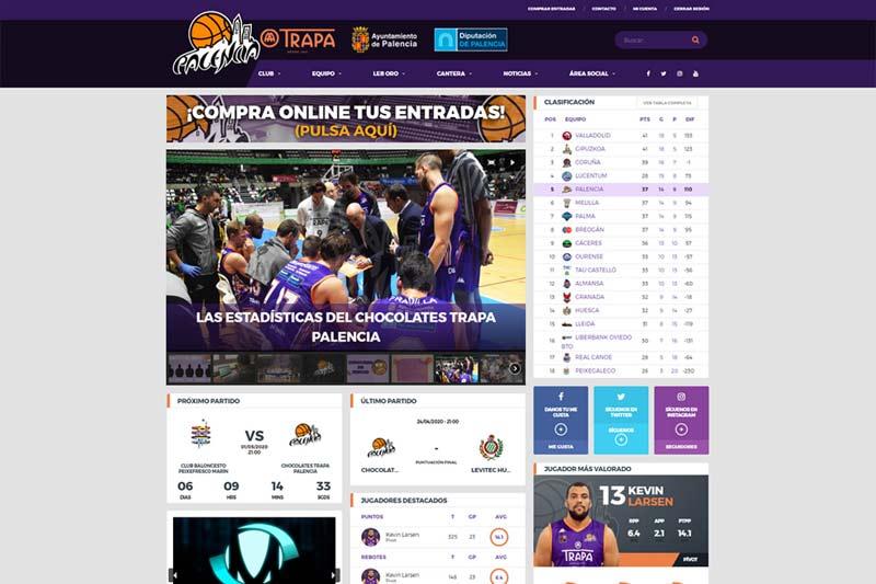 Palencia Baloncesto - Palenciabasket.com