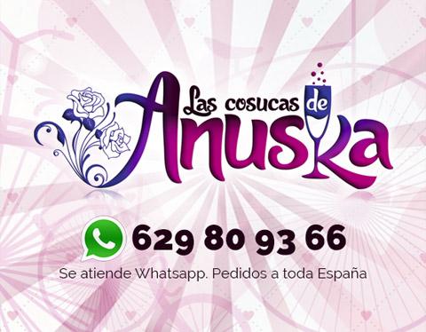 creador de logos y diseño gráfico de Anuska