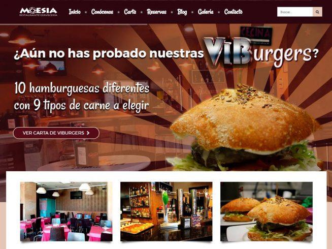 MOESIA Restaurante Bar en Palencia