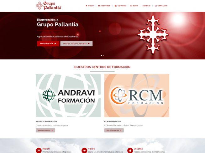 GrupoPallantia.com