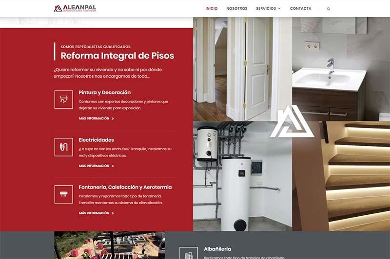 Reformas en Palencia y Construcciones: ALEANPAL