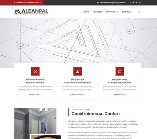 ALEANPAL Construcciones y Reformas