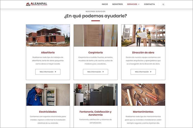 Reformas en Palencia: ALEANPAL